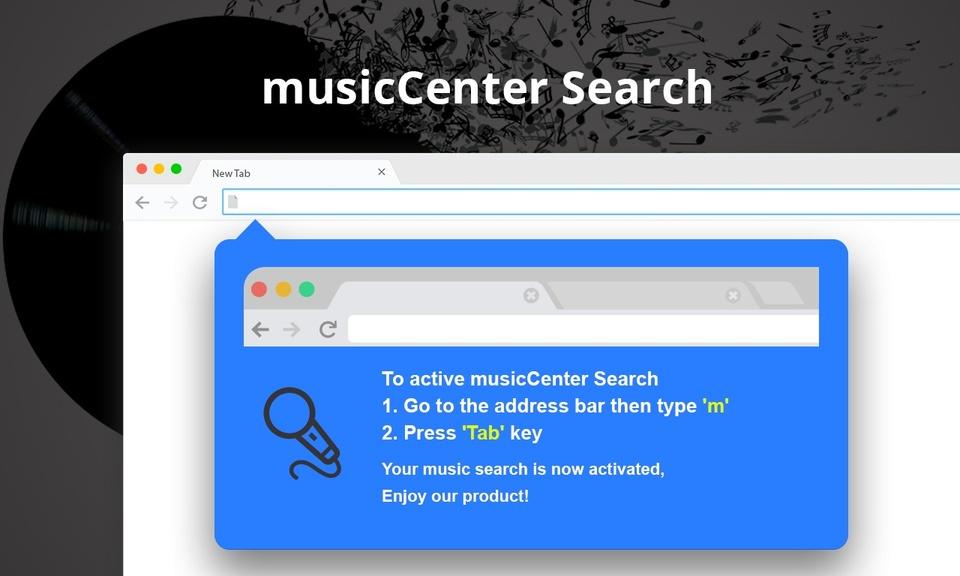 musicCenter Search