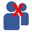 One-Click Unfriender For Facebook 插件