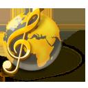 Music finder! - LOGO