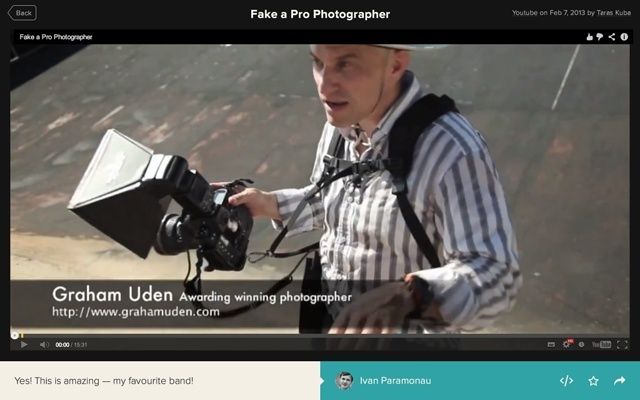 Iframely Responsive Embeds