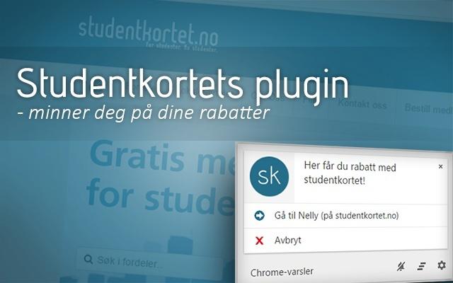 Studentkortets Plugin