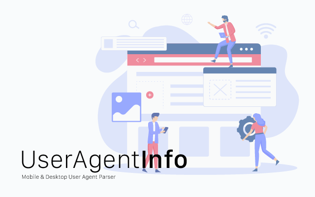 UserAgentInfo