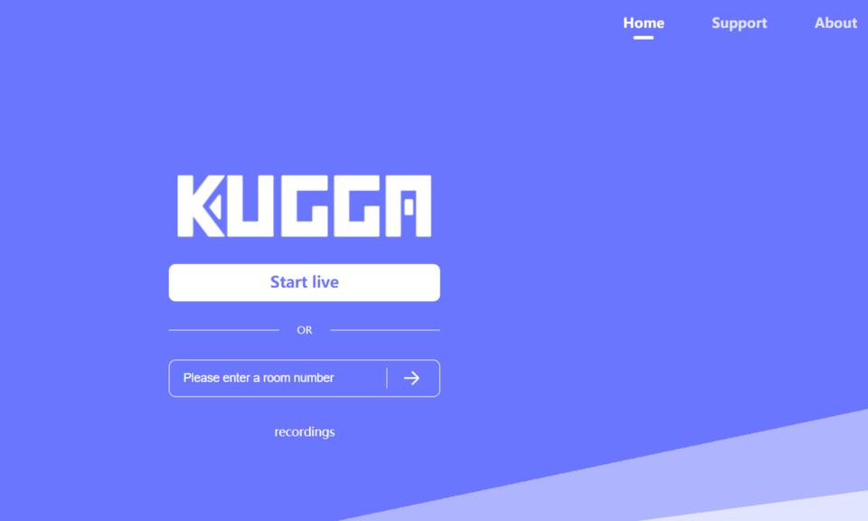 Kugga 录制