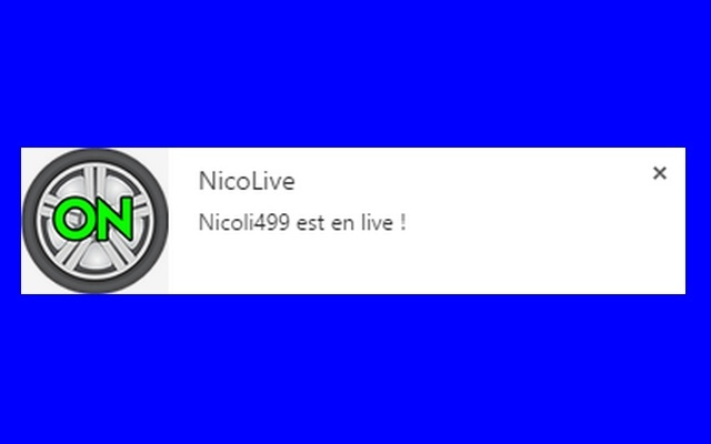 NicoStream