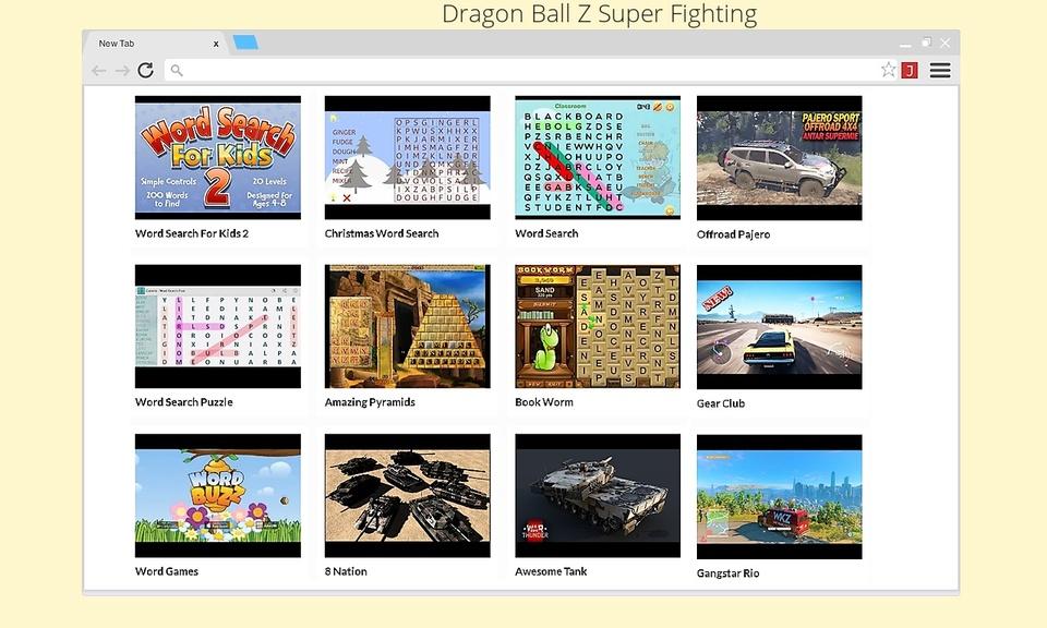 Dragon Ball Z Super Fighting