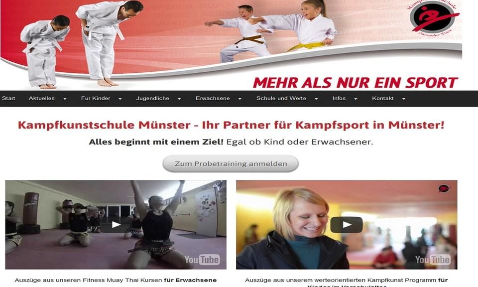 Kampfsport Münster
