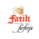 Fatih Ferforje Urunler/Wrought Iron Products
