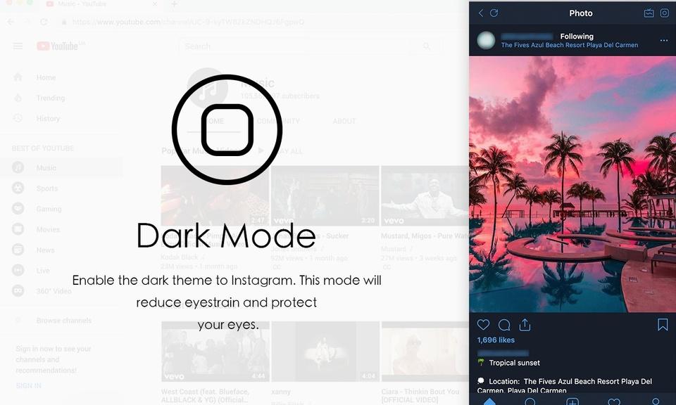App for Instagram with DM-Instagram应用程序桌面版本