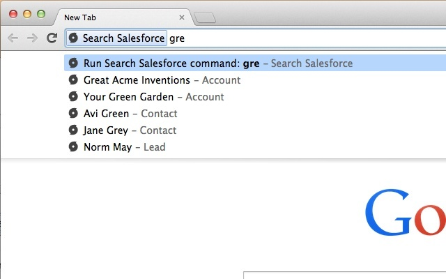 findIT - Search for Salesforce
