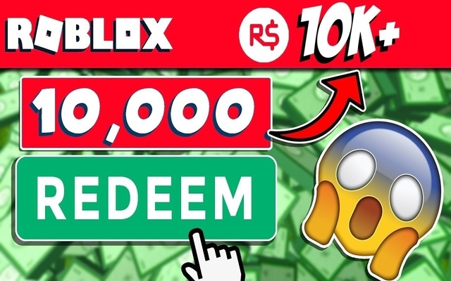 Free Robux Codes - Roblox Generator