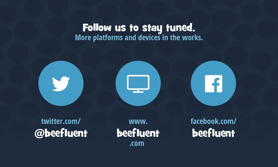 BeeFluent Beta