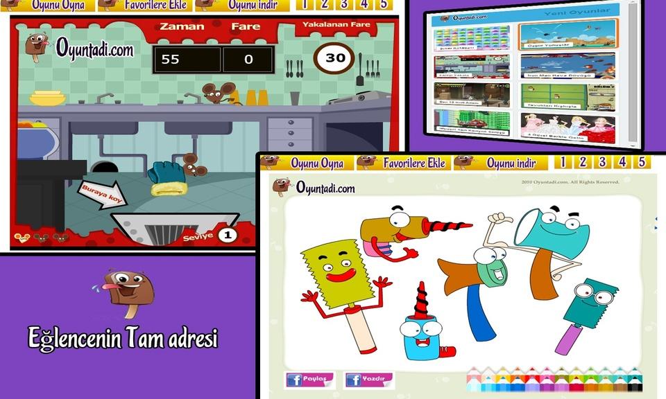 Oyuntadi.com Yeni Oyunlar