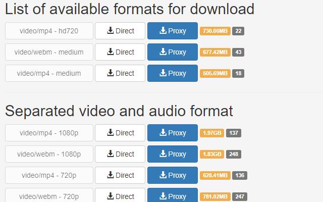 HT Youtube Downloader