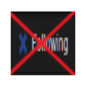 Twitch Disable Unfollow