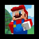Super Mario MineCraft Runner Game 插件