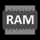 JS RAM memory consumption : usedJSHeapSize