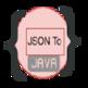JSON to Java object 插件