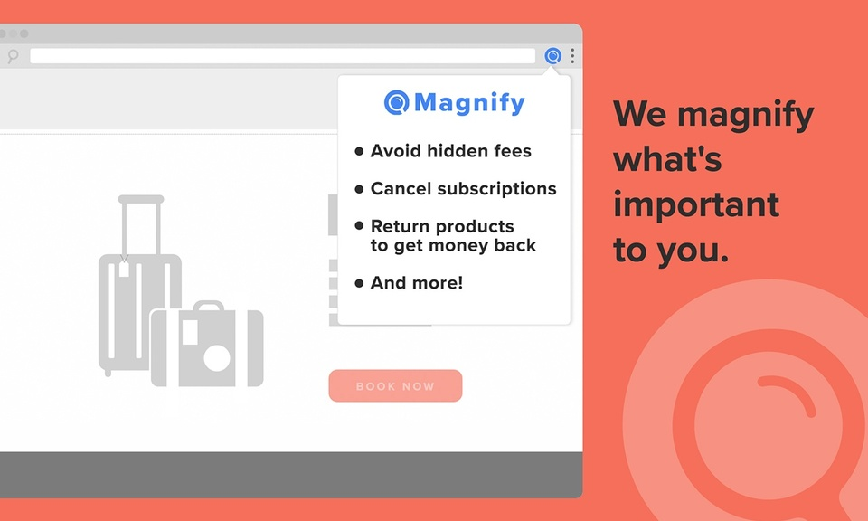Magnify: Smart Shopping