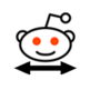 Ultrawide Reddit 插件