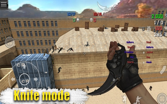 Special Forces Group 2 Game