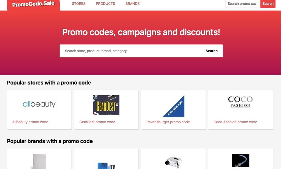 Promocode.sale