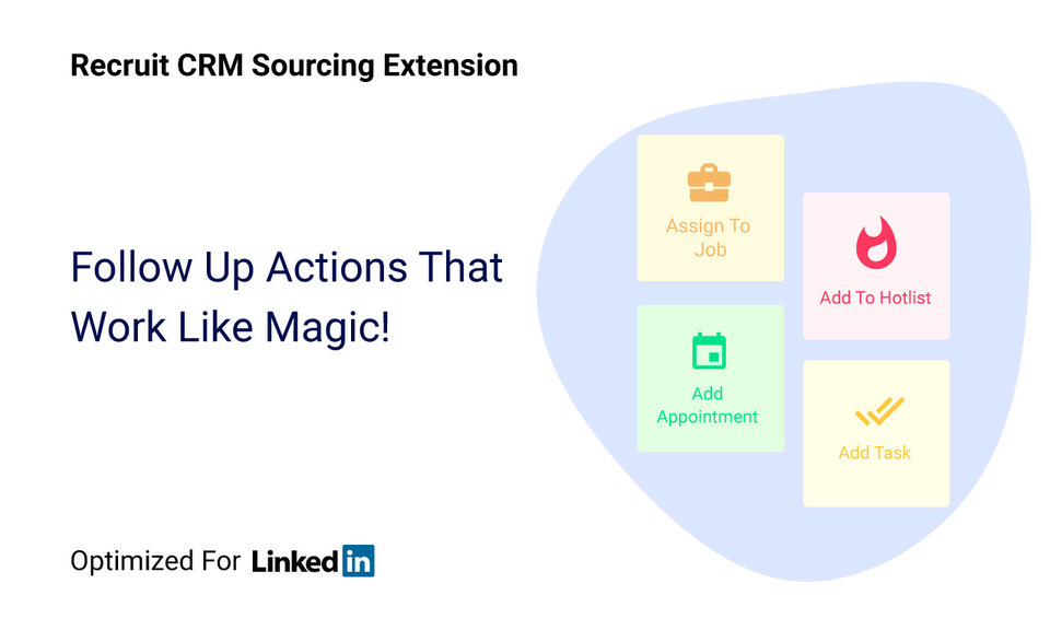 Recruit CRM Sourcing Extension