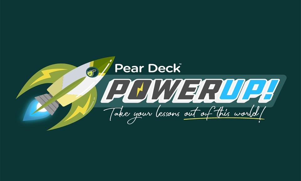 Pear Deck Power-Up 幻灯片视频播放插件