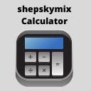 shepskymix Calculator 插件
