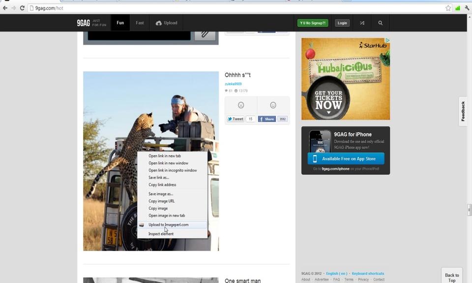 Imageperl.com Chrome Addon