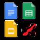 Hide document sharing on Google Drive 插件