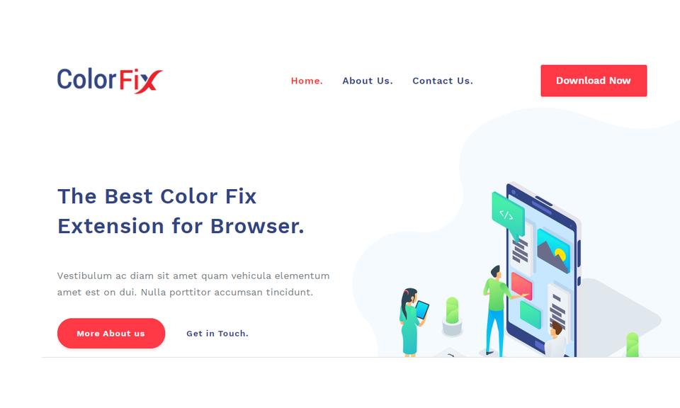 Color Fix