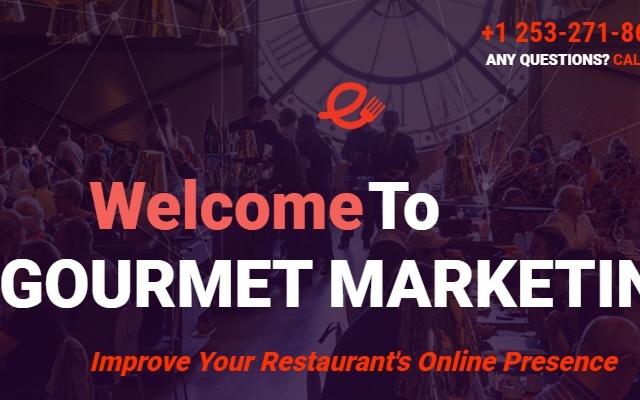 Gourmet Marketing: Marketing For Restaurant