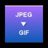 JPEG to GIF Converter