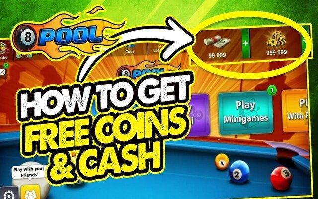 8 Ball Pool Hack Cheats [Free Cash,Coins]2021