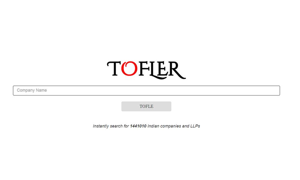 Tofler It!
