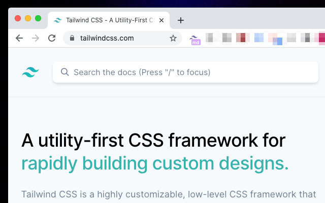 Tailwind CSS Media Query Inspector