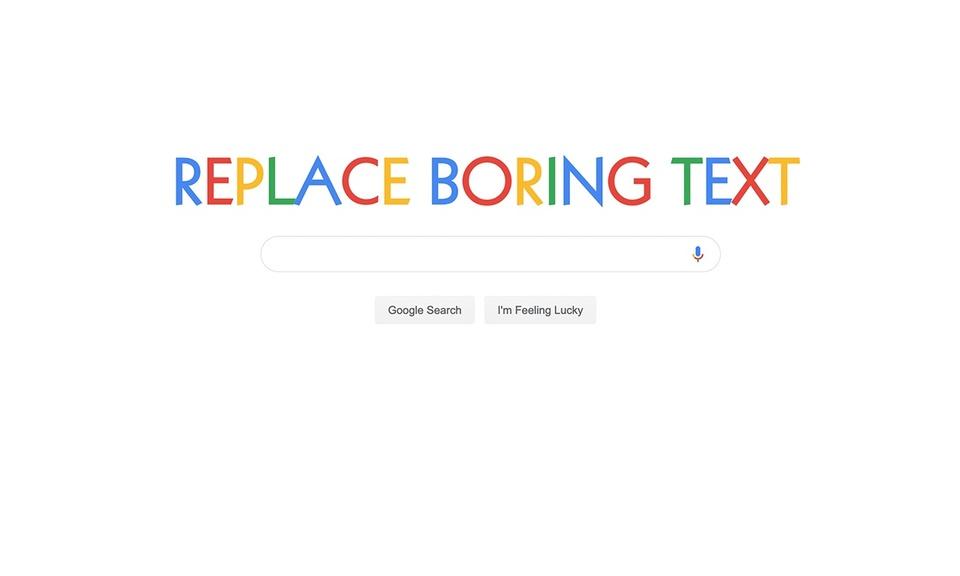 Custom Logo for Google™