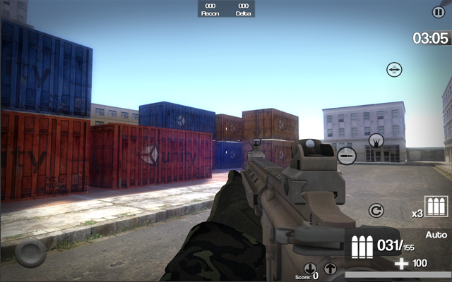 Coalition - Multiplayer FPS Game