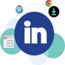 LinkedIn Profile Downloader 插件