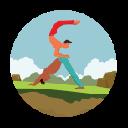 Towering Yoga Masters Free Game - LOGO