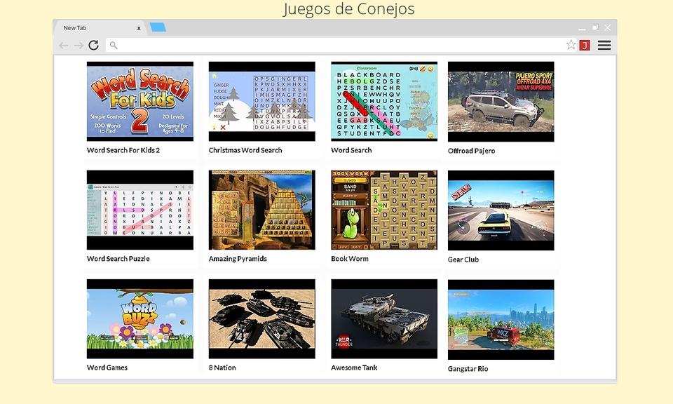 Juegos de Conejos   AppWorking.XYZ