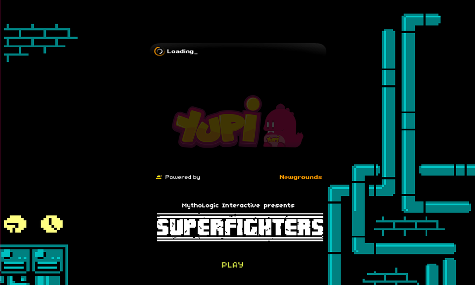 Super Fighters Unblocked Game