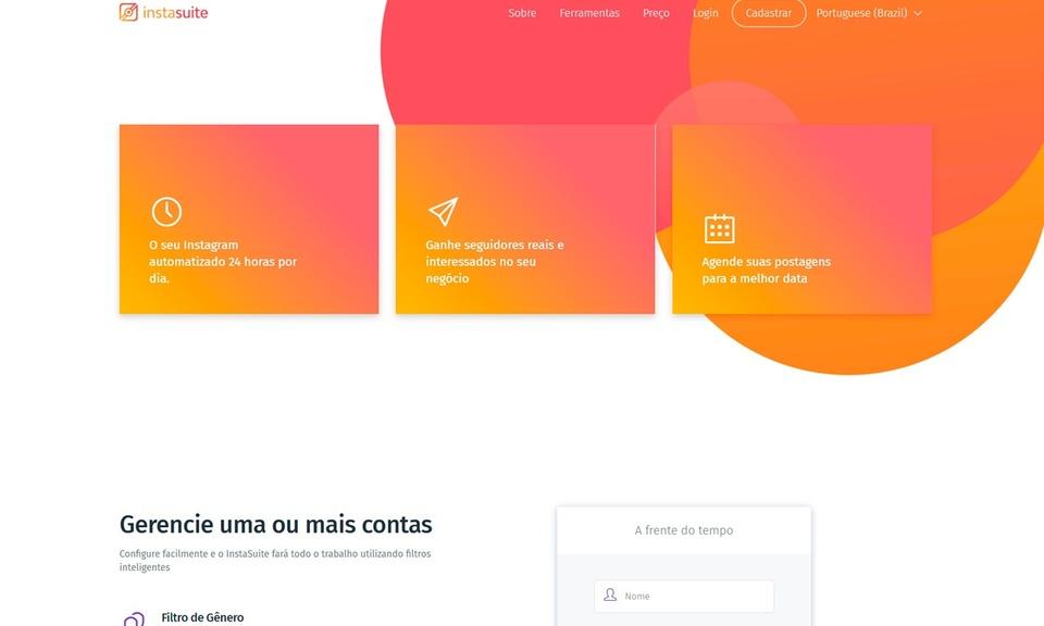 Insta Suite Connect