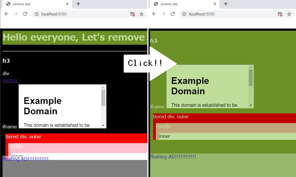 Click Elm Remover