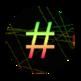 Colored Hashtag for Trello 插件