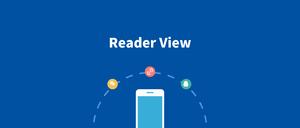 Reader View,开启Safari精简阅读模式