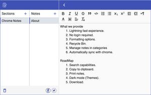 MyNotepad插件,网页在线小窗富文本编辑器,快速保存笔记