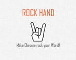 Rock Hand插件,摇滚手势鼠标光标