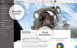 Wikiwand: Wikipedia Modernized插件,维基百科页面优化