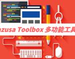 Kazusa Toolbox多功能工具箱插件:切换黑暗模式、批量下载图片视频、二维码生成